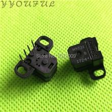 8pcs/lot eco solvent plotter spare parts Motor encoder sensor H9731 B#50 for Titan jet Taimes Atexco printer encoder reader