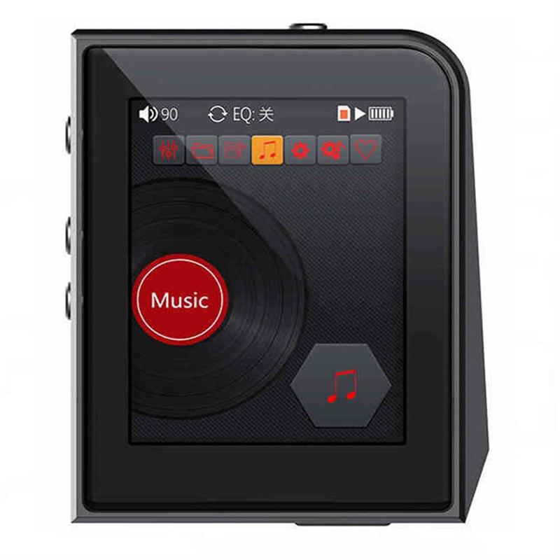 Lecteur MP3 Mini Sport sans perte d'origine RUIZU A50 HD avec écran de 2.5 pouces lecteur de musique MP3 Hifi compatible carte TF 128G/DSD256