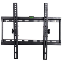 FS Hot TV Wall Bracket Slim Tilt 23 40 42 46 48 50 55 Inch Plasma