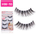 5 Pair/set Handmade Thick Long Crisscross False Eyelashes Fake Eye Lashes Eyelash For Eye Lashes Makeup  HW-10