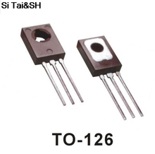 10 pçs/lote C4137 2SC4137 TO-126 NPN 25 V 100mA