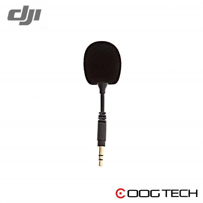 Prix pour Livraison Gratuite! d'origine DJI OSMO FM-15 Flexi Microphone pour OSMO et OSMO + OSMO Plus