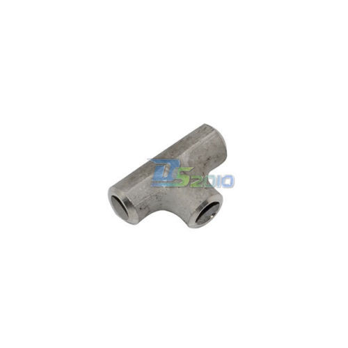 Haute qualiténouveau 42 MM Tee 3 voies en acier inoxydable 304 raccord de tuyau de soudure bout à bout SS304