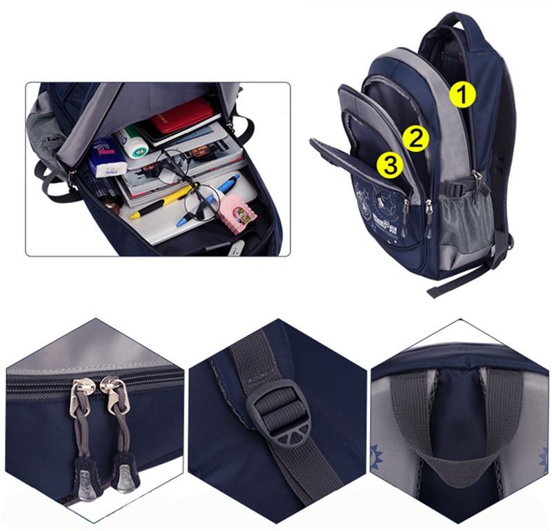 01e643472366 ... best website 1d319 072c5 Hot sale Children School Bags For Girls Boys  Kids Satchel Waterproof Orthopedic ...
