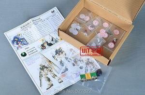 Image 3 - Mới Chi Tiết Kim Loại Lên Phần Bộ Cho Bandai 1 100 MG Mới Nu V Gundam Ver Ka Bộ Mô Hình Trẻ Em của DIY Sinh Nhật Vận Chuyển Miễn Phí