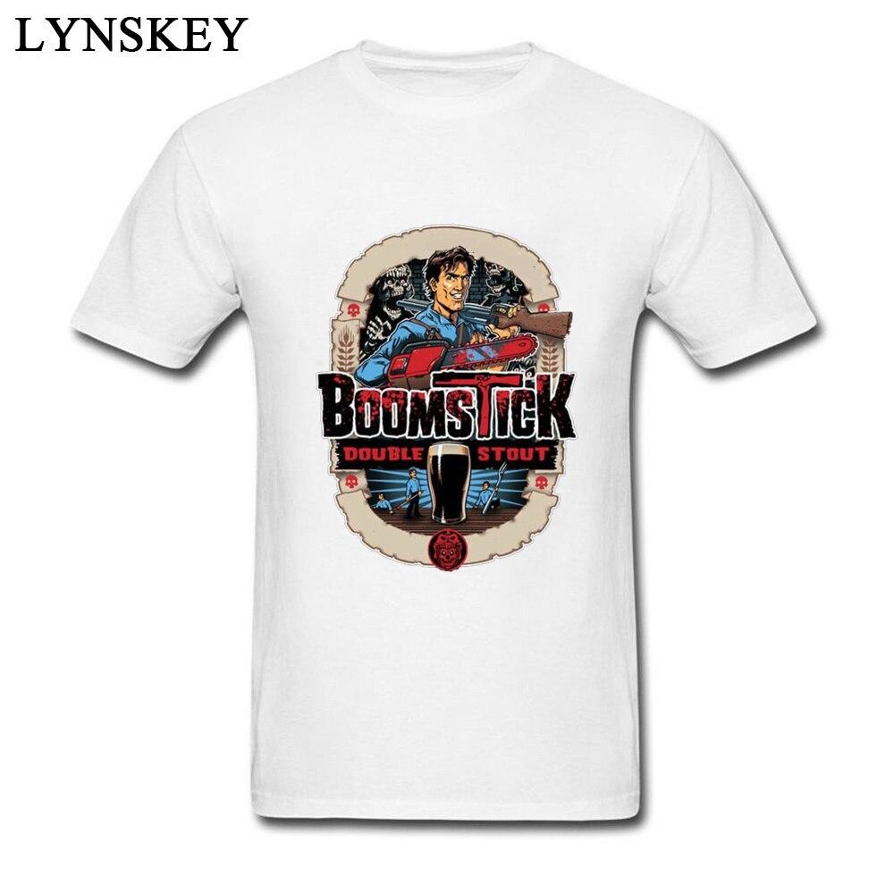 Evil dead boomstick_white