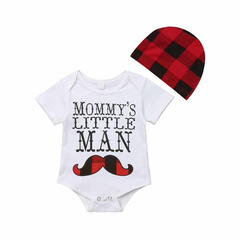 08f9f3f1a0bd Detail Feedback Questions about Brand Newest Mommy s Little Man ...