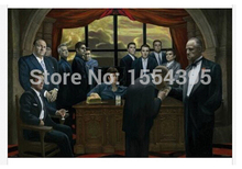 Mafia Scarface Godfather Classical Fashion Stylish Home Decor