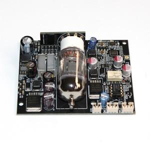 Image 3 - DYKB 12AU7 Tube CSR8675 Bluetooth 5.0 Audio Receiver Board ES9018 decoder DAC 12s signal APTX AUX for 12v 24v car Amplifier