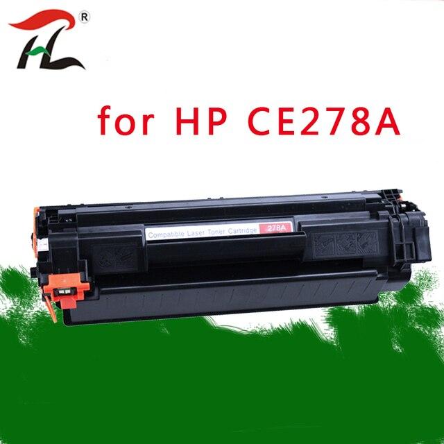 1 قطعة 278A مسحوق حبر متوافق محبرة لـ HP CE278A 278 278a 78a ل HP ليزر جيت برو P1560 1566 1600 1606DN M1536DNF الطابعات