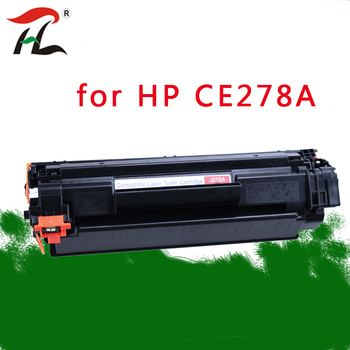 1PCS 278A Compatible toner cartridge for HP CE278A 278 278a 78a For HP laserjet pro P1560 1566 1600 1606DN M1536DNF printers image