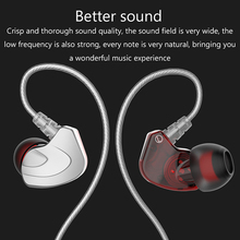 Wired In earphones Music Earbuds Super Bass Stereo gaming earphone With Microphone For iPhone Xiaomi huawei Sport Headset цена 2017