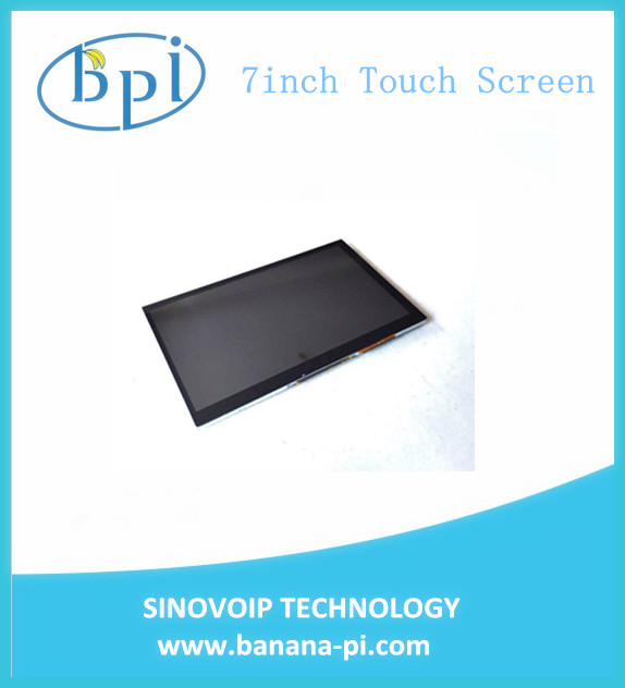 New 100% original high quality 7 inch LCD Display Touch Screen for Banana Pi M1/M2 Board brand new original for 2 2 inch ls022q8ud04 display