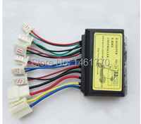 Free Shipping Electric Scooter Folding Bikes L2424D 250W 24V Brush Controller Speed Control Electric Bicycle Controller