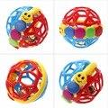 Bendy bebê chocalho educacional toys fun multicolor dobrar bola treinamento grasping toy capacidade para as crianças a desenvolver a inteligência