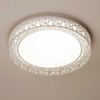 Bird\'s Nest Ceiling Light Lamparas De Techo Plafoniere Lampara Techo Salon Bedroom Light For Home LED Ceiling Lamp Dcor Lantern