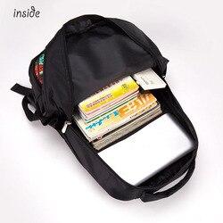 LUOBIWANG Soy Luna szkoły plecaki słynnej wykonane na zamówienie TV Show tornister dla nastolatek dziewczęca torba podróżna Plecak Szkolny 5