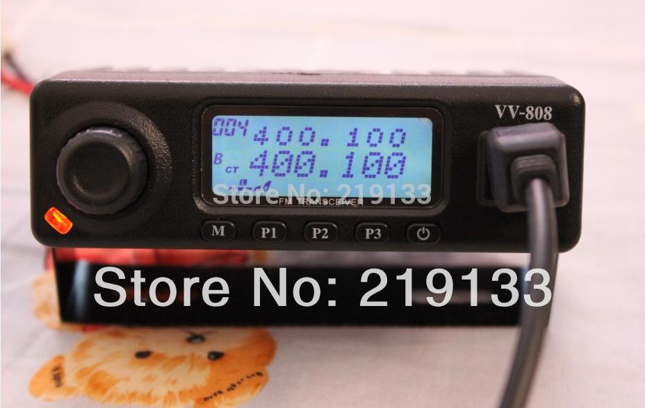 LEIXEN автомобильное радио VHF VV 808V, радио набор 10 Вт ретранслятор скремблер PTT ID Ham радио приемопередатчик