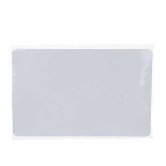 OBO HANDS MF Desfire EV1 2K/4K/8K Blank White Sublimation Printable NFC PVC Cards RFID 13.56MHz ISO 14443A Type