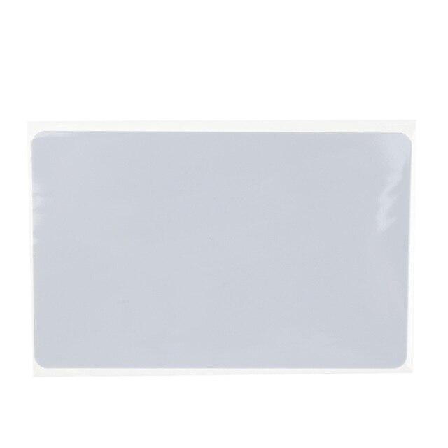 OBO HANDS MF Desfire EV1 2K/4K/8K ריק לבן סובלימציה להדפסה NFC PVC כרטיסי RFID 13.56MHz ISO 14443A סוג