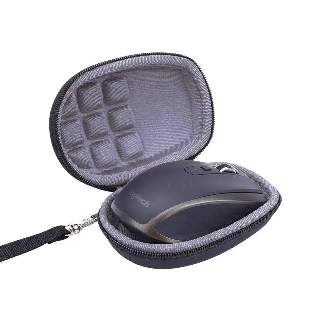 Schneidig Fest Eva Reise Fall Für Logitech Mx Überall 1 2 Gen 2 S Wireless Mobile Maus