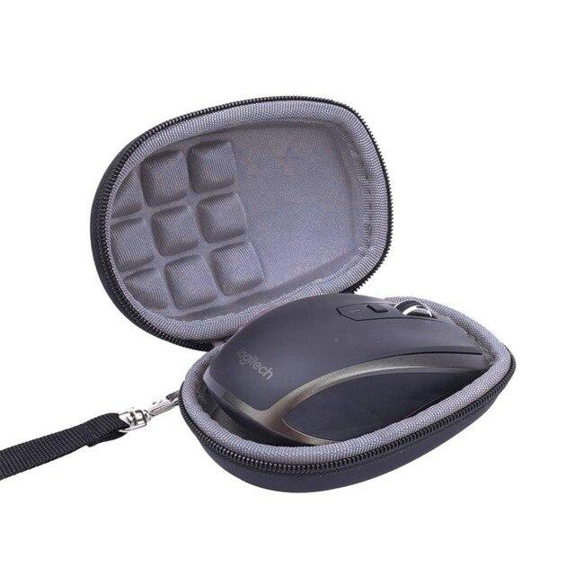 Hard EVA Travel Case for Logitech MX Anywhere 1 2 Gen 2S Wireless Mobile