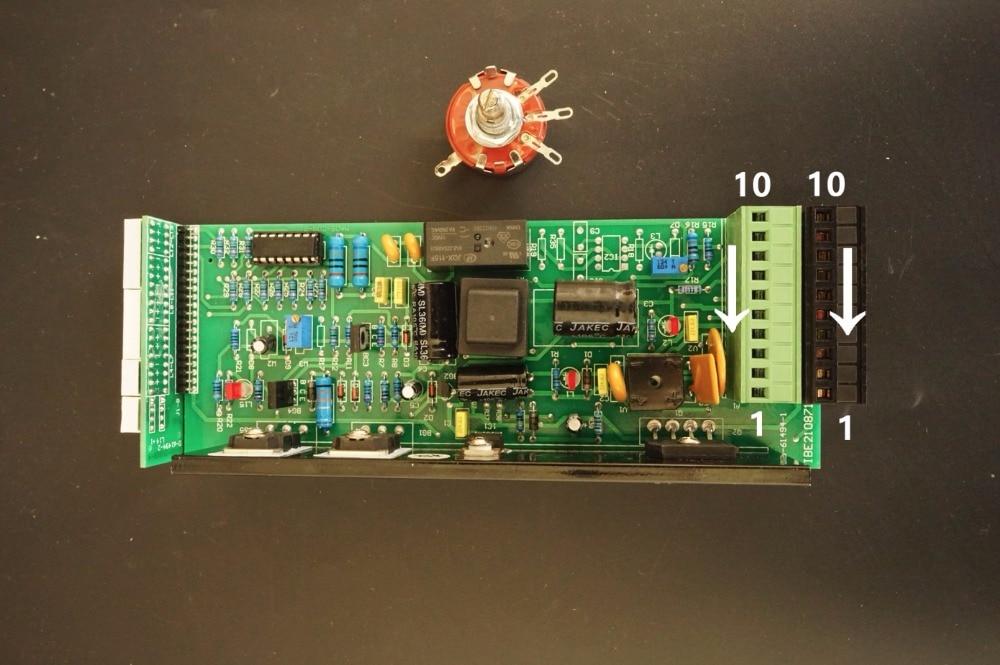 powder coating machine PCB board for electrostatic powder spray powder coating machine pcb board electrostatic spray gun circuit board high voltage generator circuit board