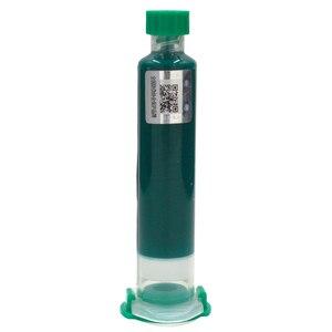 Image 5 - מכונאי 10ML ירוק UV מסכת הלחמה BGA PCB צבע למנוע מאכל קשתי הלחמה להדביק שטף PCB UV דיו רגיש