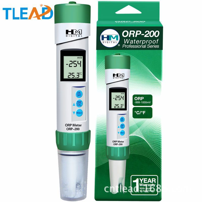 HM Digital ORP Meter Tester Detector Monitor Automatic Calibration Datahold  Waterproof