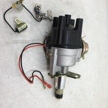 SherryBerg Электрический зажигание подходит для распределителя NISSAN TRUCK PICKUP Z20 Z24 двигатель 22100-J1710 поставляется с точечной моделью