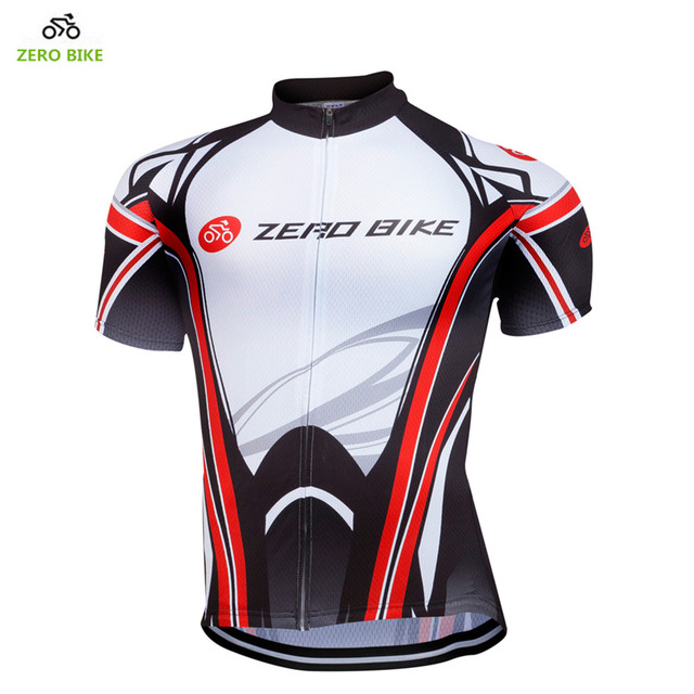 ZERO BIKE 2017New Short Sleeve Cycling Jerseys Quick Dry Breathable Bicycle  Clothing For Men ropa ciclismo M-XXL 60f1c968c