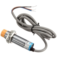New Electric Unit High Quality LJC18A3 H Z BX Approach Sensor Cylindrical Capacitive Proximity Switch NPN