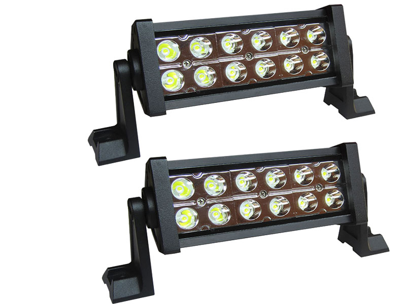 Lights & Lighting Faithful 2pcs/lot 36w Led Work Light Bar Boat 4wd Off Road Fog Lamp Spot Beam White Dc12-24v New Mild And Mellow Light Bulbs