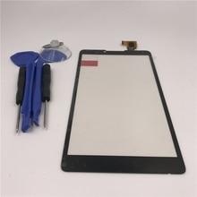 6.0 pouce nouveau tactile digitizer écran tactile panneau écran tactile pour Lenovo A889, noir ou blanc + outils