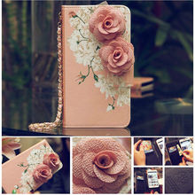Luxury Leather Wallet Card Holder Handbag Flip Case Cover For Samsung Galaxy S3 S4 S5 S6 S6Edge Plus S7 S7Edge  Note 2 3  5