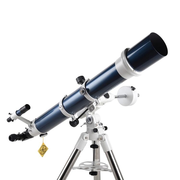 Celestron OMNI102 XLT HD high magnification telescope refraction celestron upclose g2 16x32