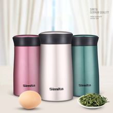 SImita thermos for food with containers  BPA-free 304 Stainless Steel Vacuum Thermos Lunch Box for women Kids 360ml
