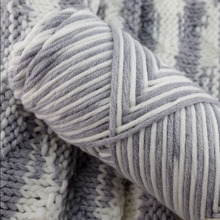 10 Pcs / Lot Lovers Cotton Natural milk cotton thick yarn for knitting Baby wool thread crochet hand