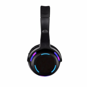 Image 3 - Professional 500m distance Silent Disco 3 LED Headphones with 1  transmitter  RF Wireless For iPod MP3 DJ music pary club meet