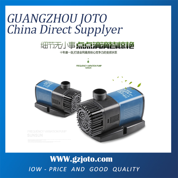 JTP-4800 frequency / ultra-quiet aquarium fish tank submersible pumps china
