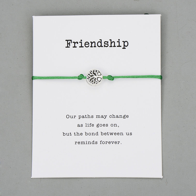 dark green with card