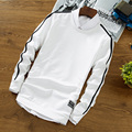 Новый 2017 Мужская Мода спортивные костюмы Капюшоном Толстовка Мужчины марка Clothing хип-хоп стиль Мужской моды с длинным рукавом