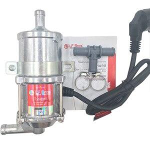Image 3 - 220V 240V 3000W Motor heizung gas elektrische parkplatz heizung webasto diesel heizung Air Parkplatz Auto Vorwärmer heizung für 2,5 L 6,2 L