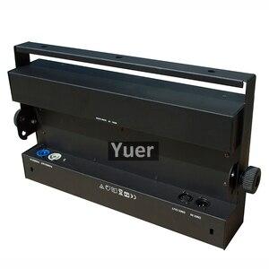 Image 4 - LED RGB 3w1 Super jasne światło stroboskopowe pranie stroboskopowe 2w1 mieszanka kolorów efekt DJ kolor oświetlenie do zastosowań muzycznych Disco wesele oświetlenie sceniczne
