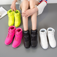 2017 High Top Light Weight Running Shoes Student S Sports Shoes Top Quality Chinese Famous Brand