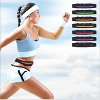 Running   Men And Women Sports Waist Packs Outdoor Sports Phone Bag Invisible Travel Bag 174