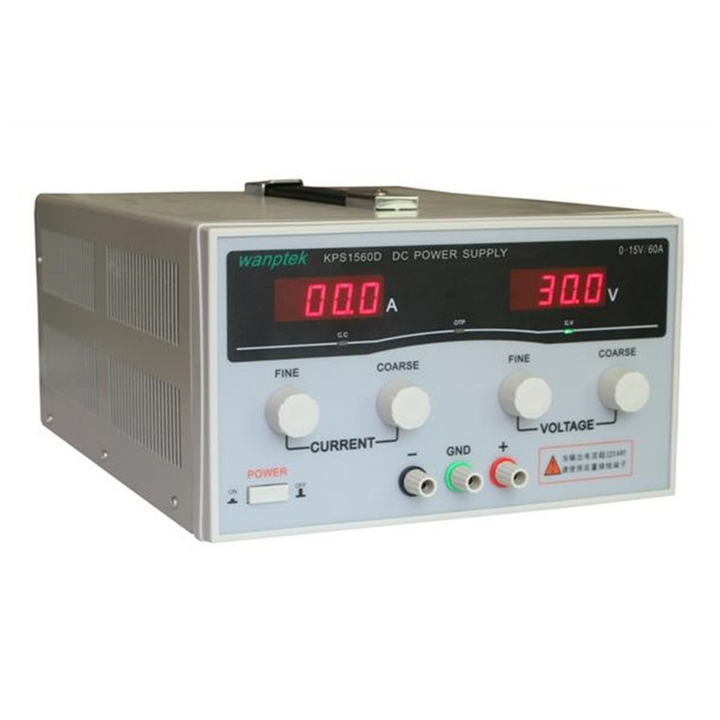 900W  KPS1560D 15V 60A digital adjustable DC Power Supply High power Switch DC power supply 110/220V 0.1V 0.1A cps 6011 60v 11a digital adjustable dc power supply laboratory power supply cps6011