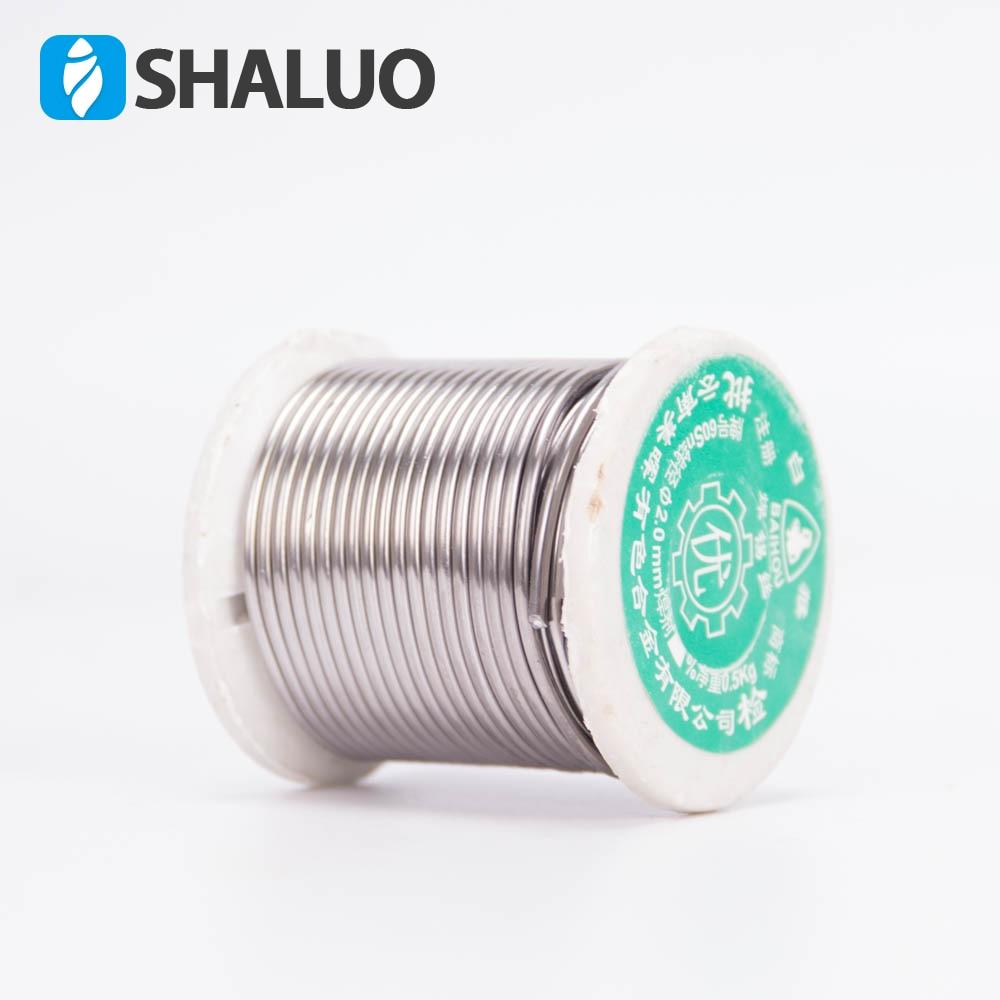 Tin lead free Solder wire 2mm 250g Soldering Welding Flux 2.0% for ...