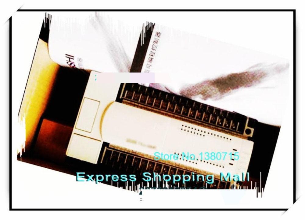 NEW FX2N-80MR-D PLC Main Unit DI 40 DO 40 Relay DC 24V new original programmable logic controller fx2n 32mr es ul fx2n 32mr d plc main unit di 16 do 16 relay dc 24v