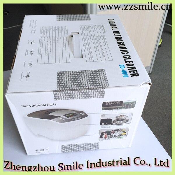 Professionele Model Ultrasone Cleaner CD 4810 voor Dental Whitening Gebruik - 6